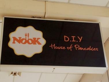 Nook signboard