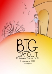 Big Day Out Poster (2009)