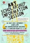 MOE EDM for Art Scholarship Information Session