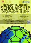 MOE EDM for Humanities and Science Scholarship Information Session