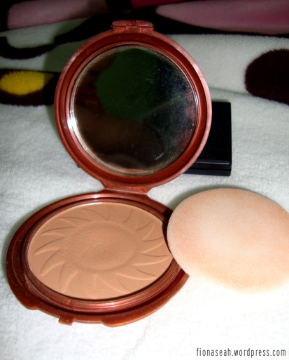 NYC Smooth Skin Bronzing Face Powder