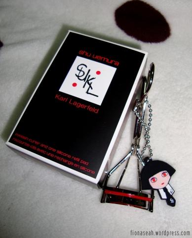 Shu Uemura x Karl Lagerfeld Eyelash Curler