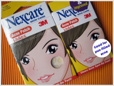 Nexcare acne patch cystic acne
