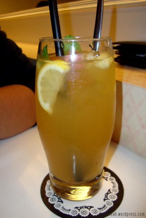 Boyfriend's drink