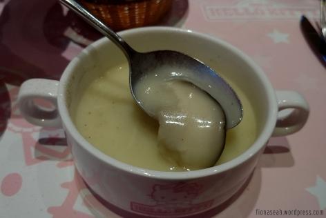 Creme of mushroom