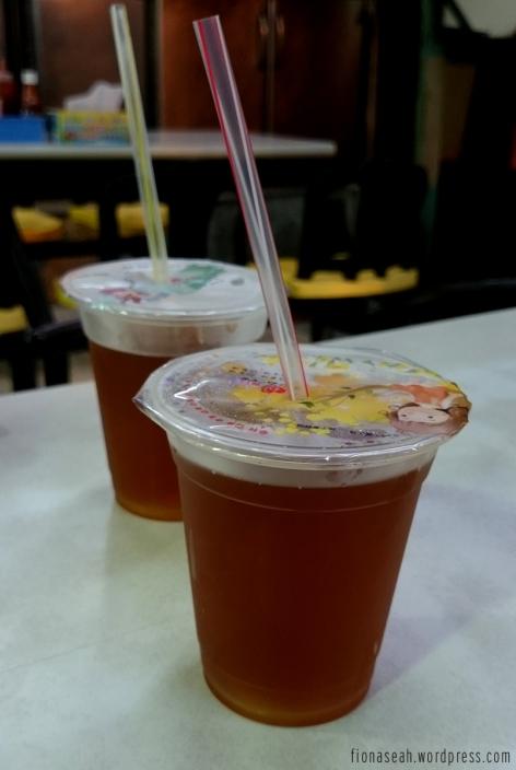 Plum juice :)