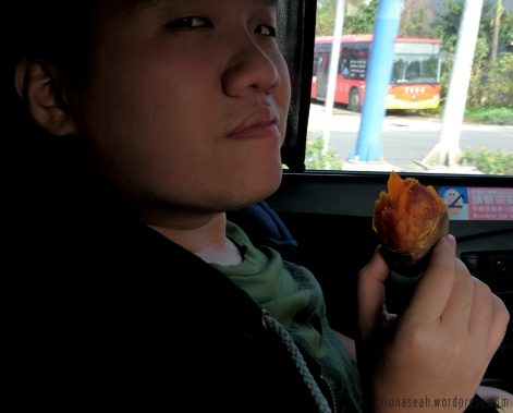 Sweet potato, courtesy of 杨师傅