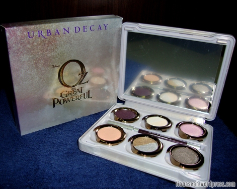 Urban Decay Oz The Great and Powerful Glinda Palette