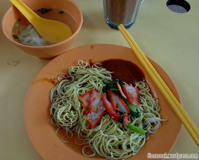 S$2.50 for a plate enough to fill your tummy