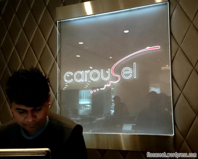 Carousel Entrance