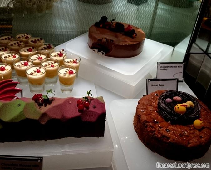 More desserts!