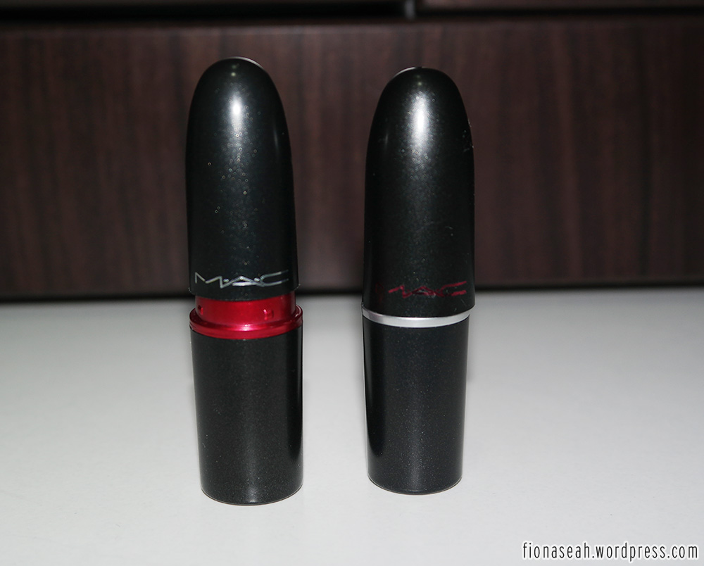 How to Spot Fake MAC Lipsticks on Carousell | fionaseah.com