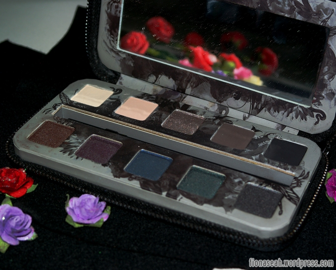 Urban Decay Smoked Palette