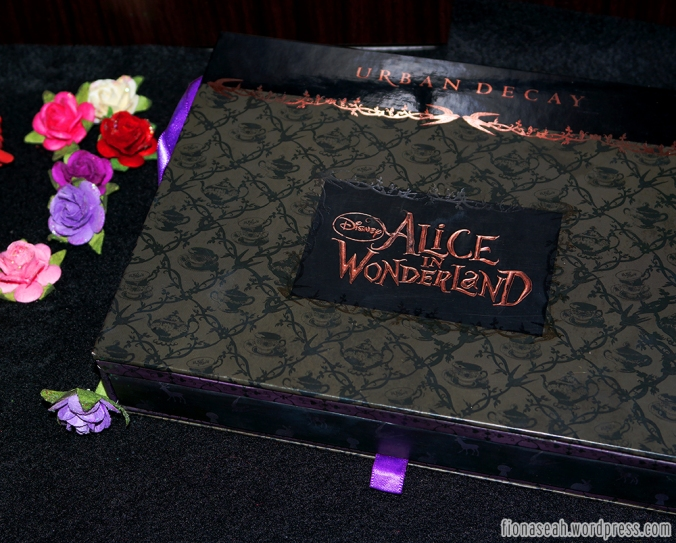 Urban Decay Alice in the Wonderland Palette