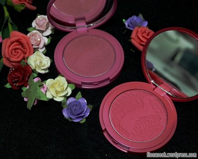 Tarte Amazonian Clay in Blushing Bride (top) and Natural Beauty (bottom)