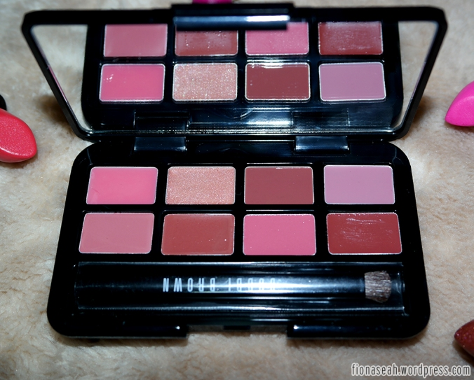 Bobbi Brown Fall Lip Palette