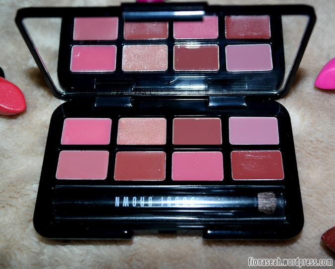 Bobbi Brown Fall Lip Palette