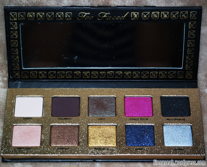 Too Faced Pretty Rebel Palette