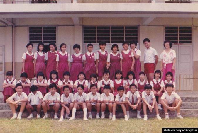 P6C Class of 1987