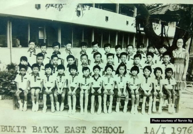 Bukit Batok East Primary