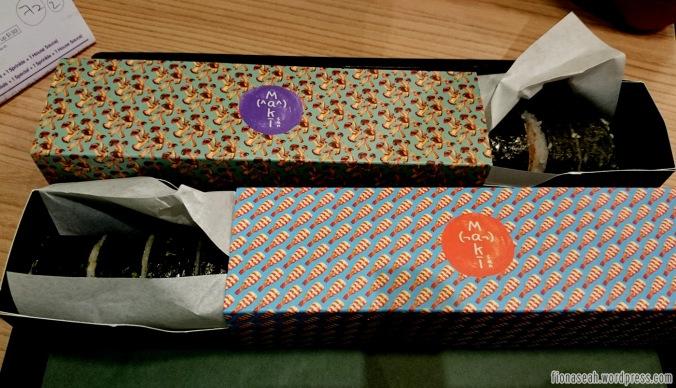 Sliding bento box!