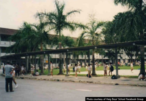 HISTORY: Closed and Merged Schools in Singapore | fionaseah com