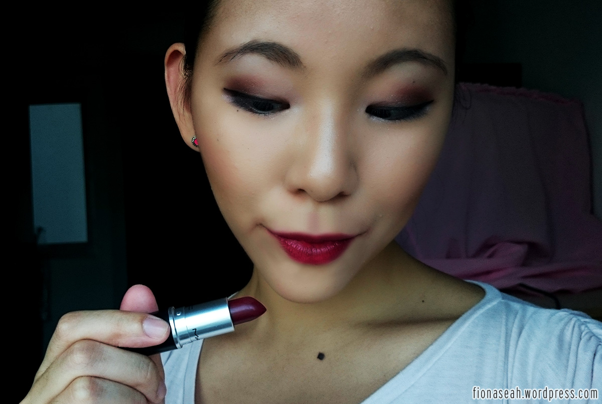 Suficiente FAVOURITES: 10 Dark Lipsticks | fionaseah.com YJ82