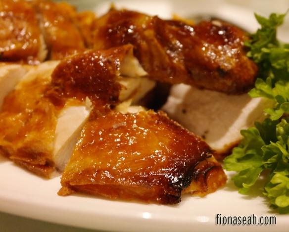 Tien Court Restaurant @ Copthorne King's Hotel Singapore | fionaseah com