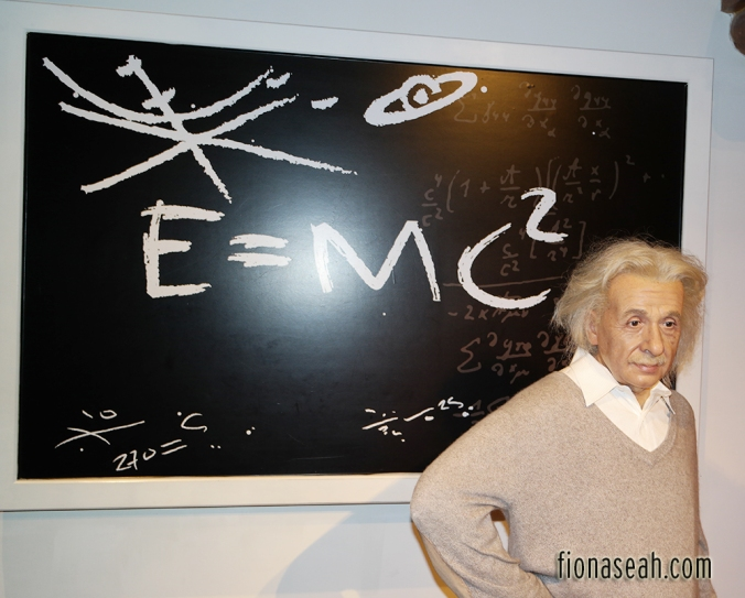 Theoretical physicist and philosopher of science, Albert Einstein