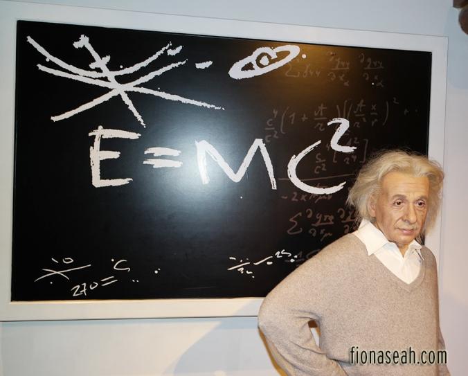 Theoretical physicist and philosopher of science, Albert Einstein