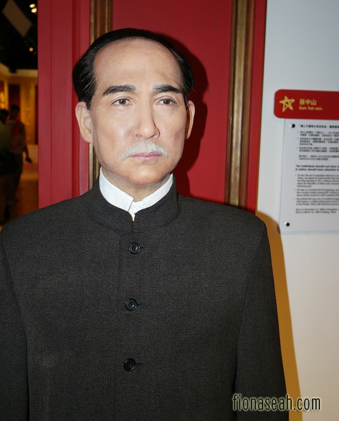 Father of Modern China, Dr Sun Yat-sen