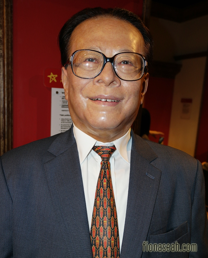 Elected President of the People's Republic of China in 1993, Jiang Zemin