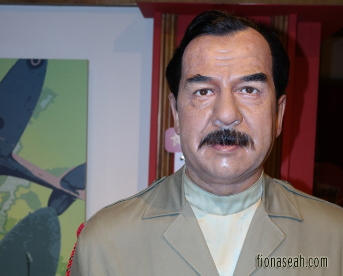 Fifth President of Iraq, Saddam Hussein