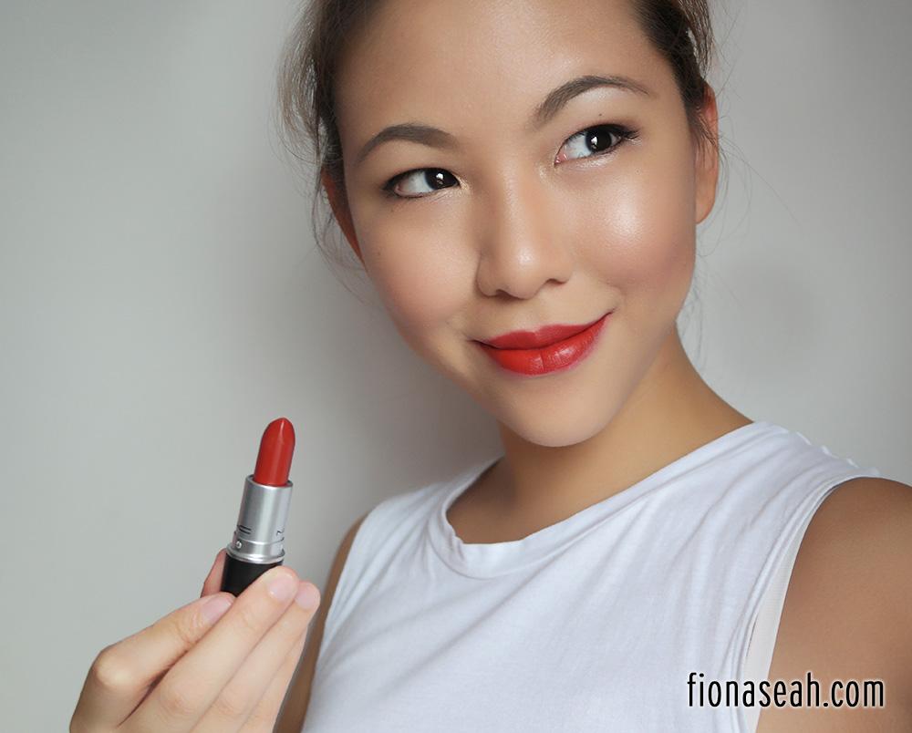 Conosciuto FAVOURITES: 13 Red Lipsticks | fionaseah.com HQ94