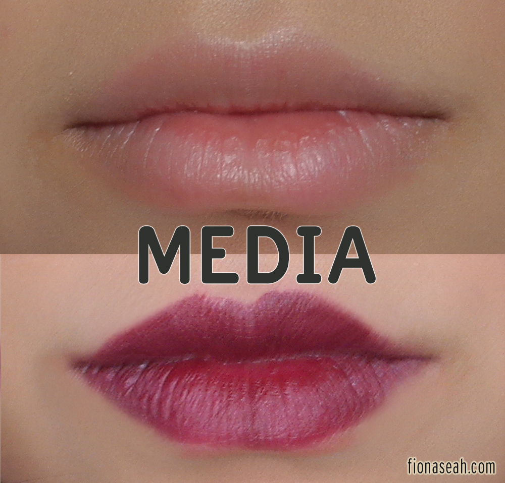 Très REVIEW: MAC x Mia Moretti Lipstick in Media | fionaseah.com BY73