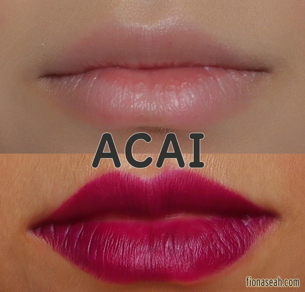 REVIEW: MAC x Julia Petit Lipsticks – Açai, Boca & Petite Red + ...