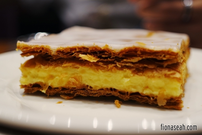 Millefeuille Nature