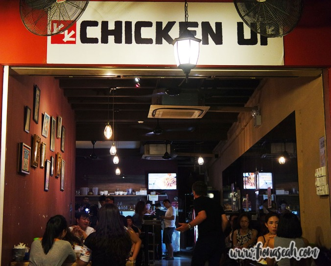 Chicken Up, Tanjong Pagar Road