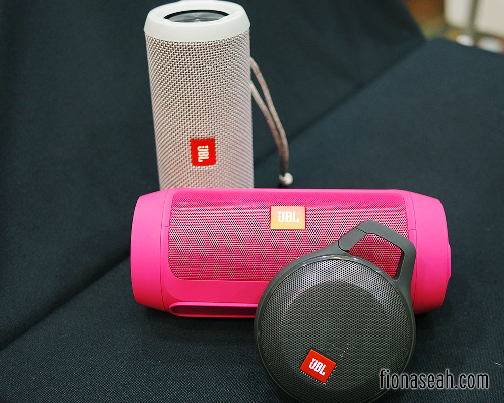 Indulge In The Sounds Of Luxury With Harman Kardon Akg Jbl Speaker Bluetooth Flip Iii Pink Smart Series
