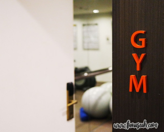 Naumi Liora gym
