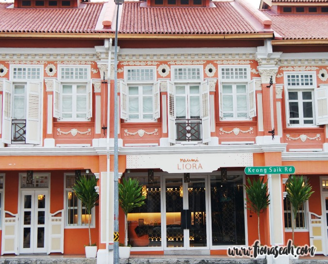 Hotel Naumi Liora