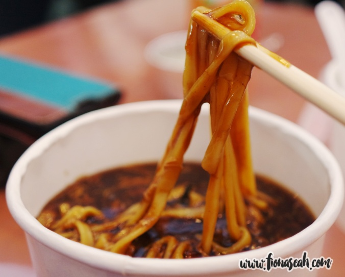 Teochew Lor Mee at Everything Foods