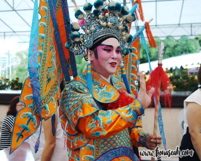 Teochew opera!