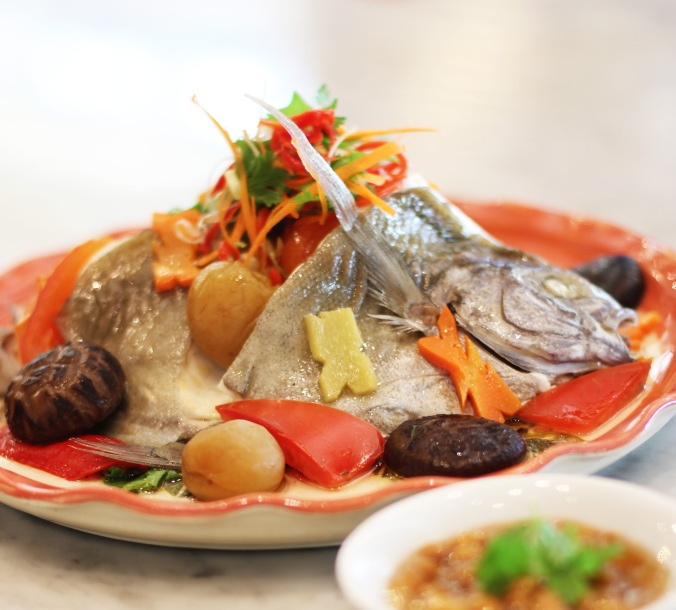 Teochew Streamed Fish by Swissôtel Merchant Court