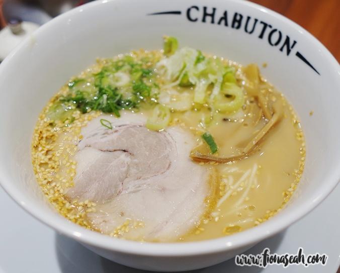 Chabuton Tonkotsu Ramen