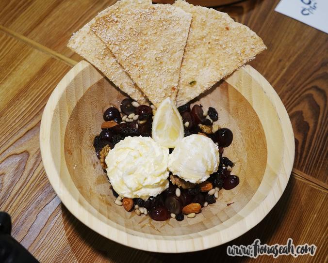 Honey Grape Salad