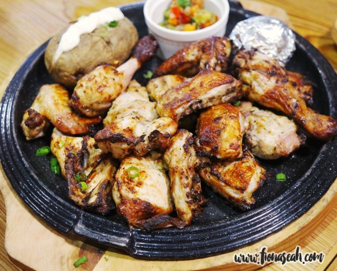 Rosemary Herb Roasted Chicken