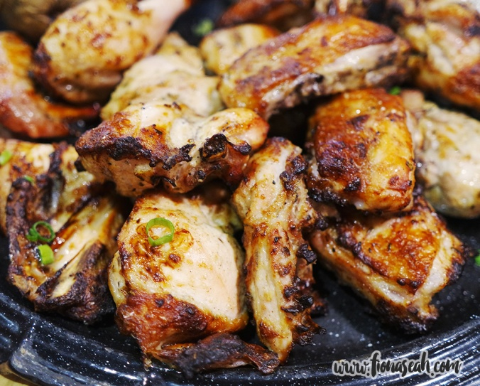 Rosemary Herb Roasted Chicken