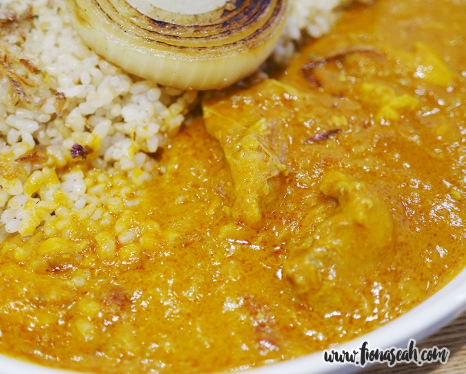 Onion Chicken Curry