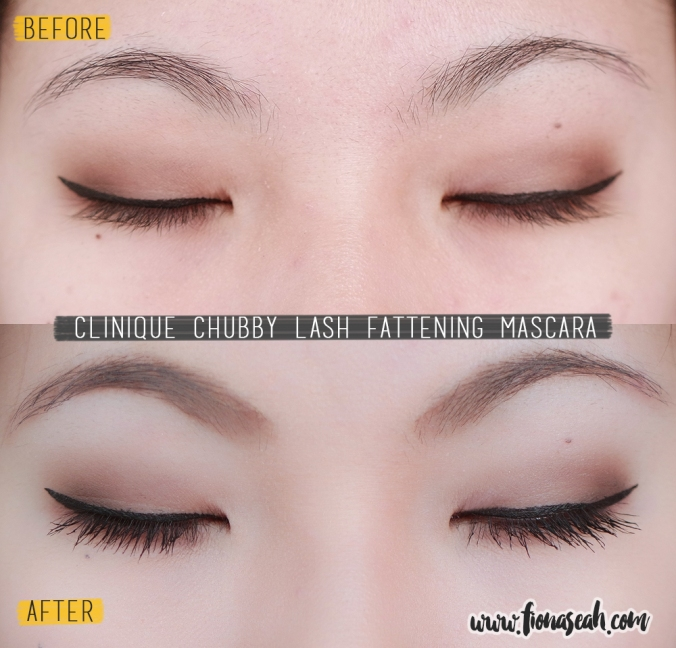 Clinique Chubby Lash Fattening Mascara - no falsies!